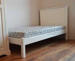 Кровать деревянная односпальная T1 (80х190) из массива сосны.
