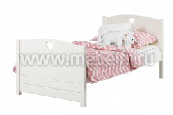 Кровать детская №23 80х160 из массива