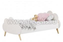 Кровать детская облачко №26 80х160 из массива