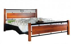 Двуспальная кровать мк28.22(160х200).