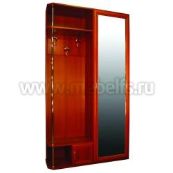 Шкаф для прихожей с зеркалом (арт.442).
