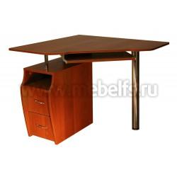 Угловой компьютерный стол  (арт.498).