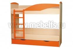 Двухъярусная кровать для детей ИЗД№23.