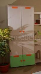 Детский шкаф для одежды ИЗД№01 (МДК №4.6).