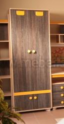 Детский шкаф для одежды ИЗД№01 (МДК №4.10).