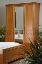 Шкаф для одежды с зеркалом трёхстворчатый ИЗД№6.2.