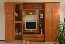 Мебельная стенка МК№30.1 для гостиной.
