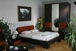 Двуспальная кровать ИЗД№06 (МК№28) (160х200).