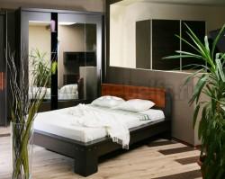 Двуспальная кровать ИЗД№07 (МК№28) (180х200).