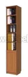 Шкаф книжный пенал (арт.101)