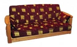 Диван кровать Фокус из массива сосны.