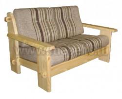 Диван-кровать Скандинавия из массива сосны.