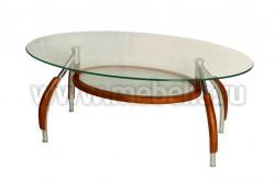 Журнальный стол стекло D-047