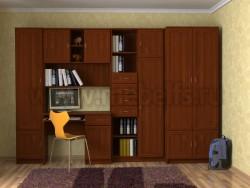 Модульная мебель для детской комнаты - УШ2 (Я).