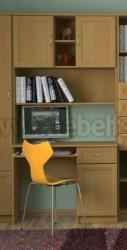 Модульная мебель для детской комнаты - секция парта (Б).