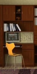 Модульная мебель для детской комнаты - секция парта (Я).