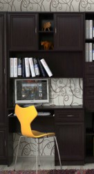 Модульная мебель для детской комнаты - секция парта (В).