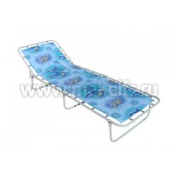 Раскладушка, кровать-раскладушка Эконом (65х190).