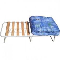 Детская кровать-раскладушка с ламелями КТК-ЛМ.