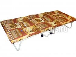 Кровать раскладушка с матрасом КР-1 (70х200).