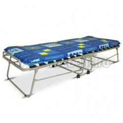 Кровать раскладушка с ламелями 80х200 (С858).