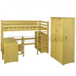 Мебель из массива для детской комнаты.