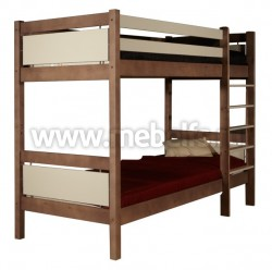 Двухъярусная детская кровать Брамминг (70х190см).