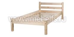 Односпальная кровать Классика (90х200/1).