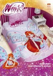 Детское постельное белье Winx Bloom арт.521301