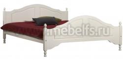 Кровать двуспальная К2 модерн 140х200 из сосны.