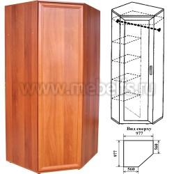Угловой шкаф (арт.438)