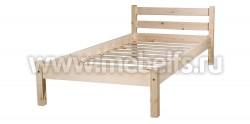 Односпальная кровать Классика (80х190/1).