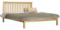 Односпальная кровать R1 (Рина) 120х200 из массива сосны