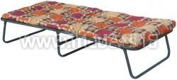 Кровать раскладушка Ника (80х190) с матрасом.