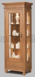 Буфет (сервант) Бьерт арт.1-27 одностворчатый из массива