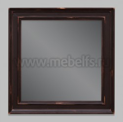 Зеркало Бьерт арт.1-65 из массива дерева