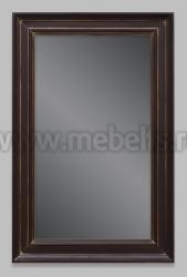 Зеркало Бьерт арт.1-66 из массива дерева