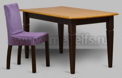 Обеденный стол Бьерт арт.1-61 (160х80см) из массива