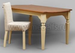 Обеденный стол Валенсия арт.2-37 из массива сосны