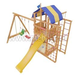 Детская игровая деревянная площадка Аляска