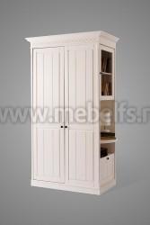 Шкаф Дания 2-ств №5 из сосны