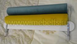 Бортик защитный целендрический формы, мягкий 80см