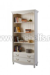 Шкаф книжный Айно №4 из массива