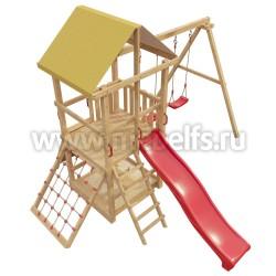 Детская игровая площадка Элемент №4 из массива