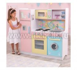 Детская кухня Люкс от компании kidkraft (53336_KE)