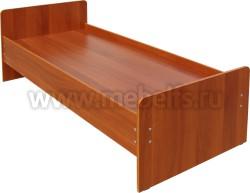Кровать односпальная из ДСП (ИО) 80х190см.