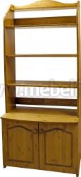 Книжный шкаф из сосны.