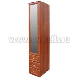 Шкаф для одежды комбинированный (арт.435-1).