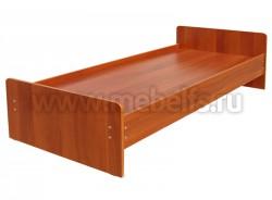 Кровать односпальная из ДСП (ИО) 120х200см.