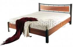 Двуспальная кровать изд17(160х200).